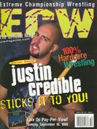 ECW Magazine - October 1999