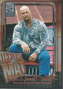 2002 WWF All Access (Fleer) Stone Cold Steve Austin 57