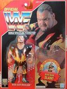 WWF Hasbro 1993 Bam Bam Bigelow Red