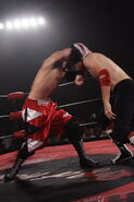 Death before Dishonor V (Night Two) 6