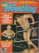 Inside Wrestling - November 1980