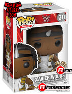 Xavier Woods - WWE Pop Vinyl (Series 4)