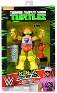 Macho Man (TMNT Ninja Superstars)