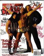 WWF RAW February 1998 DX