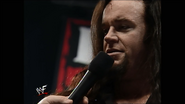 March 29, 1999 undertaker