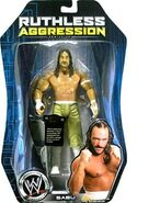 WWE Ruthless Aggression 24 Sabu Gold