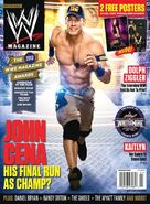 WWE Magazine January 2014