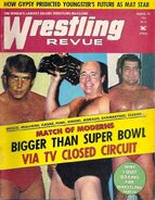 Wrestling Revue - March 1974