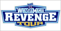 Wrestlemania Revenge Tour Logo