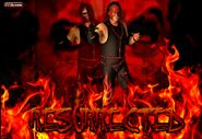 Kane return wallpaper 2011 resurrected new mask masked