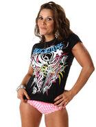 Knockouts Tribal Womens Shirt