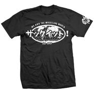 Young Bucks Biz Cliz Worldwide Shirt