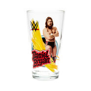 Daniel Bryan Toon Tumbler Pint Glass