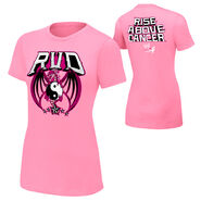 Rob Van Dam Rise Above Cancer Women's T-Shirt