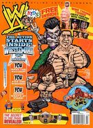 WWE Kids Magazine March 2009