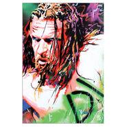 Triple H 24 x 36 Poster