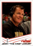 2013 WWE (Topps) Jerry Lawler 17