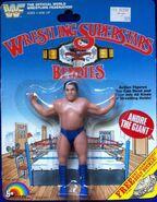 Andre the Giant (WWF Wrestling Superstars Bendies)