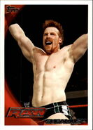 2010 WWE (Topps) Sheamus 55