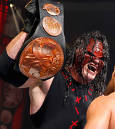 Kane as Tag Champ