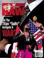 Raw Magazine November December 1997