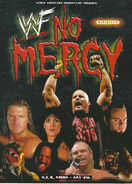 No Mercy 1999 (UK) Programme