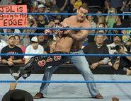 WWE-Superstar-Chris-Masters vs Rey Mysterio
