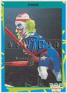 1995 WWF Wrestling Trading Cards (Merlin) Dink 180