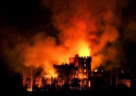Castle-fire