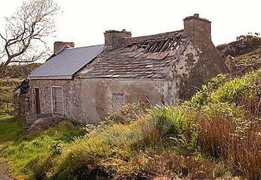 Ruined-cottage