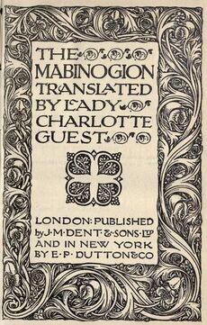 Mabinogion1