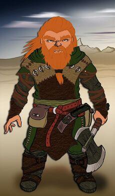 Dwarf Ranger