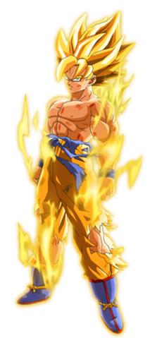 File:223px-Goku Super Saiyan.png