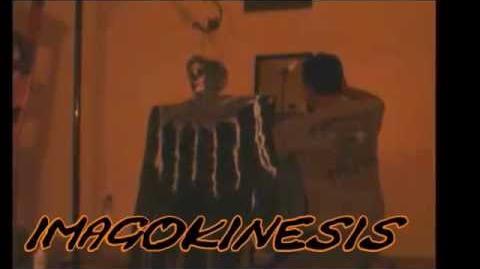My Umbrakinesis And Imagokinesis Video (Halloween)