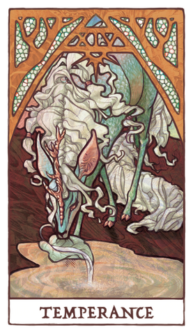 File:Tarot temperance discarded by jacinthe-d4iec5q.png
