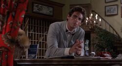 Psycho ii desk clerk