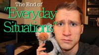 The End of Everyday Situations