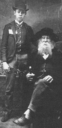 File:Walt Whitman and Bill Duckett.jpg