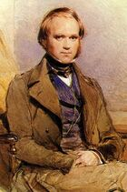 Charles Darwin by G. Richmond