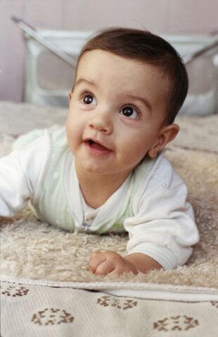 File:Infant smile.jpg