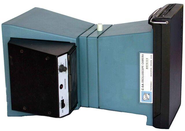 File:Tektronix C-5A camera.jpg