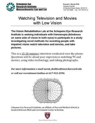 TVwLV ParticipantFlyer TVsurvey Mar2014