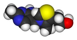 Thiamine-3D-vdW