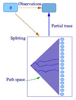 Path-integral-mwi