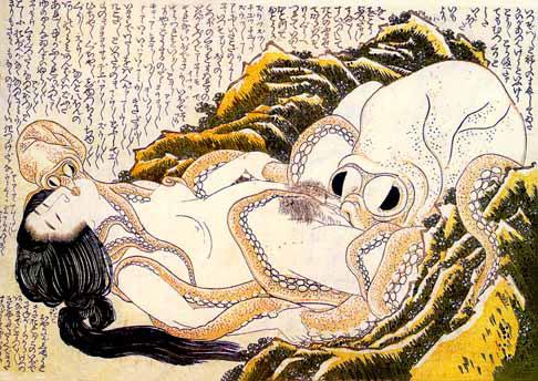 File:Dream of the fishermans wife hokusai.jpg