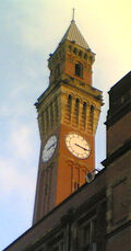Chamberlain clock tower