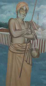 File:Man with Thirunamam And Headgear.jpg
