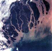Ganges River Delta, Bangladesh, India