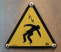 Shock sign