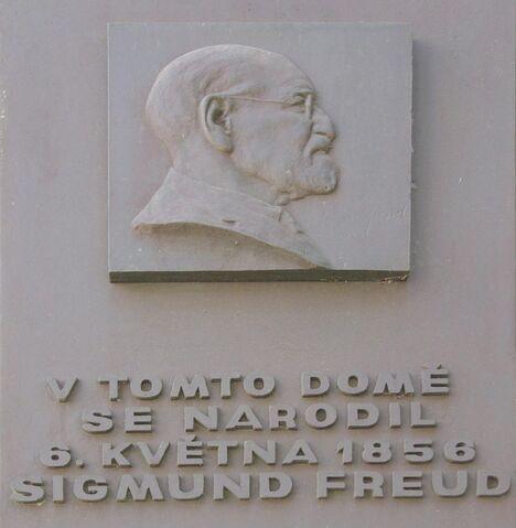 File:Sigmund Freud memorial plaque2.jpg